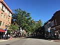 2016-10-09 15 44 29 View east along Virginia State Route 7 (King Street) at Columbus Street in Alexandria, Virginia.jpg