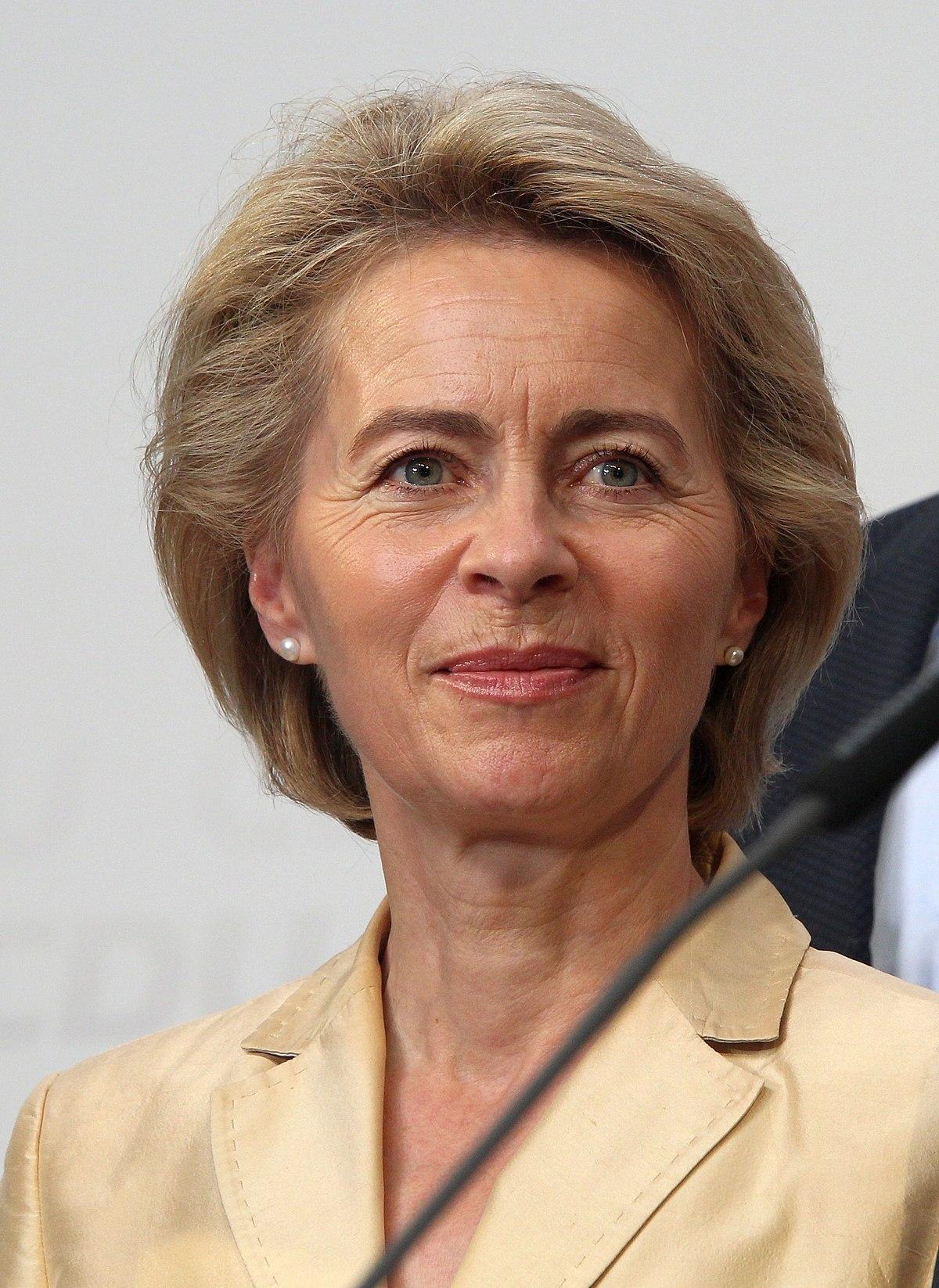 European Defence Union - Parliamentary Written Questions ...  |Ursula Von Der Leyen