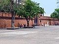 201703291109a Chiang Mai, City Wall, Tha Phae Gate.jpg