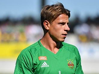 Stefan Schwab - Image: 20170701 SK Rapid Wien vs Celtic FC 1089