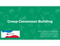 2017 Wikimania - Group Consensus-Building.pdf