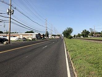 Riverside Township, New Jersey - CR 543 in Riverside
