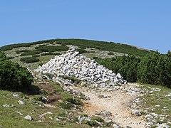 2018-08-29 (141) Rock stack landmarks at Rax, Austria.jpg