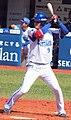 20180325 Yamato Maeda infielder of the Yokohama DeNA BayStars, at Yokohama Stadium.jpg