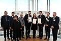 2019 Außenministerin Kneissl unterzeichnet ein Memorandum of Understanding mit den Wirtschaftskammern der Länder Südosteuroas (46740905701).jpg