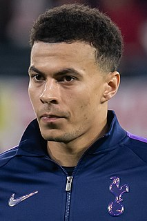 Dele Alli English association football player
