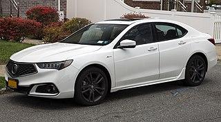 Acura TLX Motor vehicle