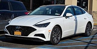Hyundai Sonata Motor vehicle