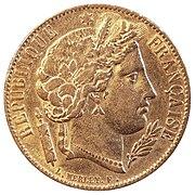 20 fr or Merley 1851 avers.jpg
