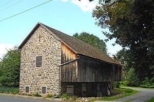 Oley Township, Berks County, Pennsylvania - Image: 211 Main Oley Village Berks Co PA