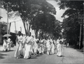 21 Feb 1953 Dhaka University female students procession.png