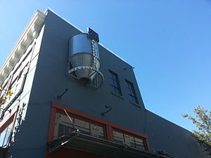 21st Amendment Brewery - 21st Amendment Brewery and taphouse in San Francisco, CA