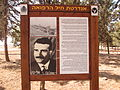 281th Medical Regiment memorial in Golan Heights.jpg