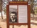 281th Medical Regiment memorial in Golan Heights.jpg