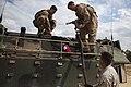 2D Transportation Support Battalion provides fuel for 2nd Amphibious Assault Battalion 150311-M-EA576-225.jpg