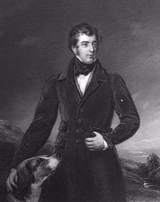 Henry Reynolds-Moreton, 2nd Earl of Ducie - Henry Reynolds-Moreton, 2nd Earl of Ducie, 1852 engraving