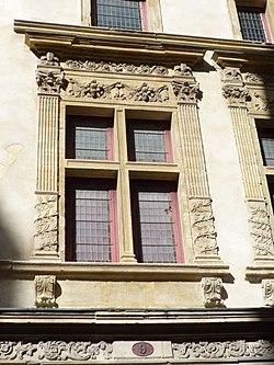 Presbytère de la cathédrale de Nîmes