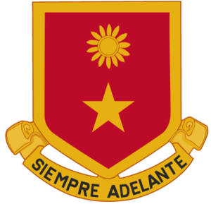 311th Cavalry Regiment (United States) - Image: 311th Cavalry Regiment DUI