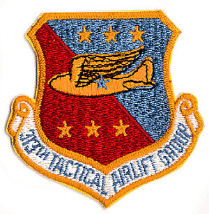 313th Tactical Airlift Group - Emblem of the 313th Tactical Airlift Group