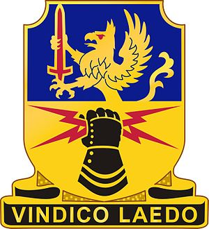 348th Brigade Support Battalion (United States) - Distinctive unit insignia