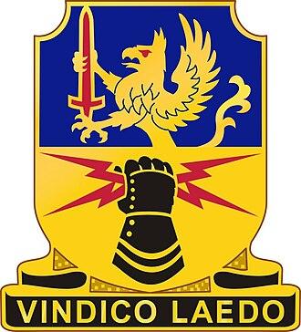 348th Brigade Support Battalion (United States) - Distinctive unit insignia