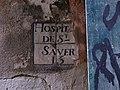 355 Antiga capella de l'Hospital de Sant Sever.JPG