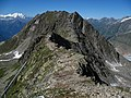 3622 - Bettmerhorn viewed from Eggishorn.JPG