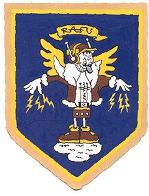 36th Electronic Warfare Squadron - Image: 36th Bombardment Squadron Emblem