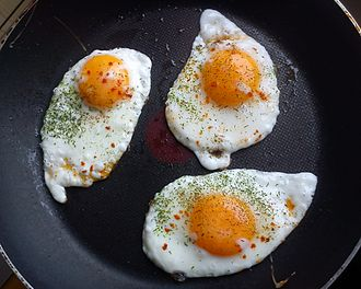 Ovo-lacto vegetarianism - Ovo-lacto vegetarians eat egg dishes.