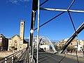 418 Pont de l'Estat (Tortosa), amb l'església del Roser al fons.JPG