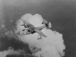 No. 41 Squadron RAAF - A 41 Squadron Mariner aircraft in 1944