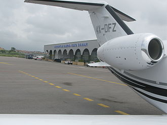 Salerno Costa d'Amalfi Airport - Airport terminal