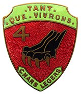 4e bataillon de chars de combat