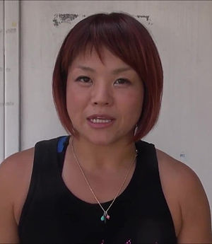 Nanae Takahashi - Takahashi in August 2014.