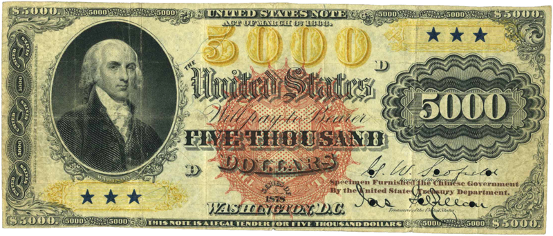 Fichier:5000 Dollar 1878 US Legal Tender.png