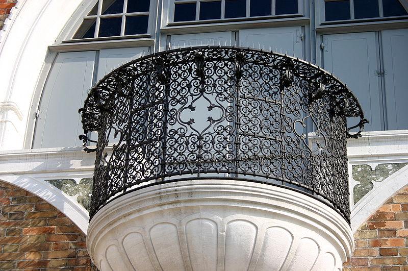 File 5832 venezia giudecca mario de maria casa dei for Casa revival gotica