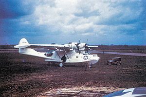 1st Expeditionary Rescue Group - Rescue OA-10A Catalina