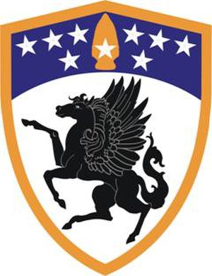 63rd Aviation Brigade (United States) - 63rd Aviation Brigade shoulder sleeve insignia