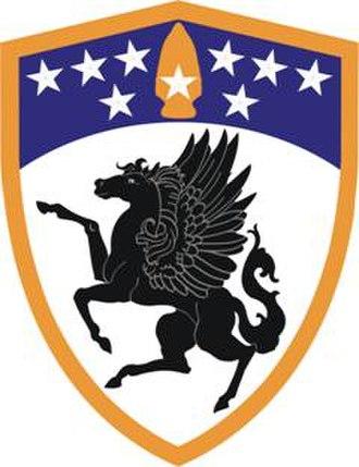 63rd Aviation Brigade (United States) - 63rd Aviation Brigade shoulder sleeve insignia