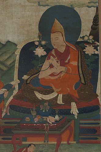 Ganden Tripa - 6th ganden tripa Chokyi Gyeltsen (1402–1473)
