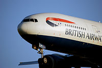 G-YMMB - B772 - British Airways