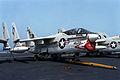 A-7E VA-12 on USS Eisenhower (CVN-69) 1980.JPEG