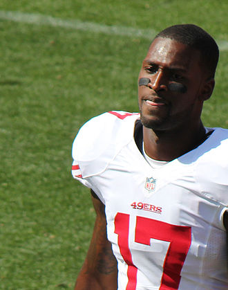 A. J. Jenkins - Jenkins with the San Francisco 49ers in 2012