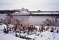 A0l026 Elizabeth Marie, John Beesecker, Gail Ann upbound in Portland Canal (21268827483).jpg