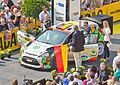 ADAC Rallye Deutschland 2013 - Fahrerpräsentation auf dem Roncalliplatz-4717.jpg