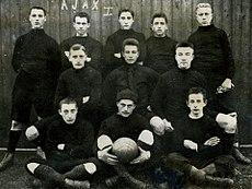 Футбольный пим основал первый нидерландов клуб мюллер
