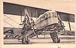 AIR UNION, GOLIATH, FARMAN, Equipe pour Vol Nuit, Gascogne.jpg