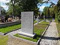 AK soldiers quarter at Wawrzyszew cemetery (Starża company) 02.JPG