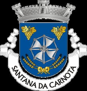 Carnota (Alenquer) - Image: ALQ santanacarnota