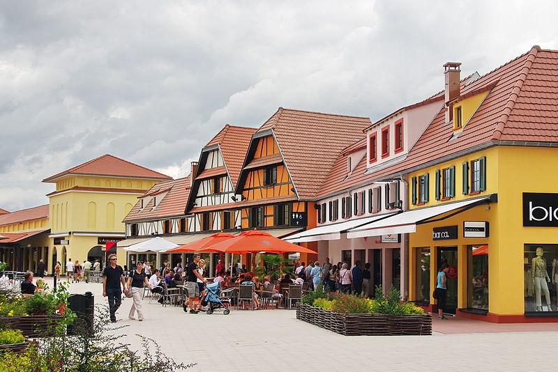 Roppenheim Outlet Läden